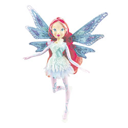 Poupée Winx Tynix Fairy Bloom