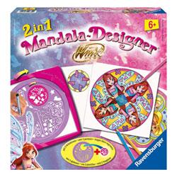 Mandala Designer–Série Winx