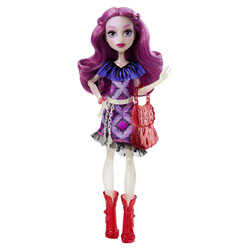 Monster High poupée Goule signature Spectra