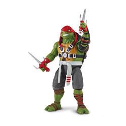 Tortues Ninja 2 - Raph figurine deluxe 14cm