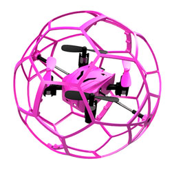Drone ball rose