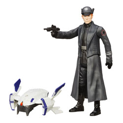 Star Wars figurine 10cm Général Hux