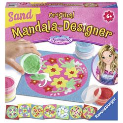 Mandala Designer Série Romantic
