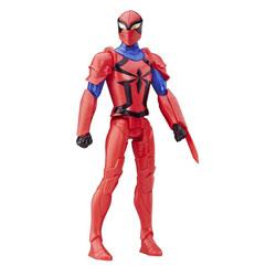 Spiderman Web Warriors Figurine 30 cm Spyder Knight