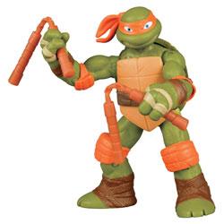 Figurine JHN Tortues Ninja 12 cm Michelangelo