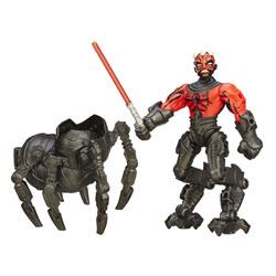 Star Wars Hero Mashers figurine Deluxe Dark Maul