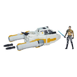 SW Véhicule léger deluxe Y-Wing Scout Bomber