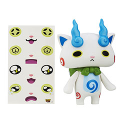 Figurine transformable Yo-Kai Watch Komasan
