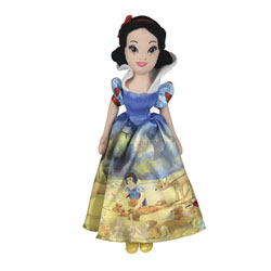 Peluche Princess storytelling 25cm Blanche neige