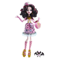 Monster High poupée pirat-terreur Draculaura
