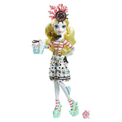 Monster High poupée pirat-terreur Lagoona