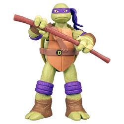 Figurine Tortues Ninja 12cm Donatello Inventor & Weaponeer