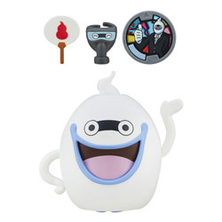 Figurine transformable Yo-Kai Watch Majodome Whisper