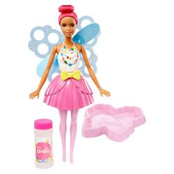 Barbie bulles féériques métisse