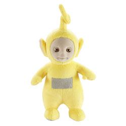 Peluche son Teletubbies jaune LaaLaa