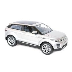 Voiture radiocommandée 1/24 ème : Range Rover blanc