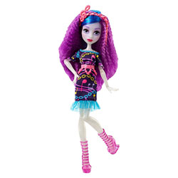 Monster High-Coiffure électrisante Ari Hauntington