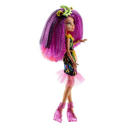 Monster High coiffure monstrueuse Clawdeen