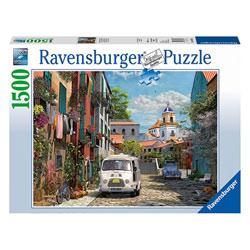 Puzzle 1500 pièces Sud de la France idyllique