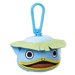 Mini peluche Wibble Wobble Yo-Kai Watch Walkappa