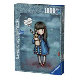 Puzzle 1000 pièces Hush Little Bunny
