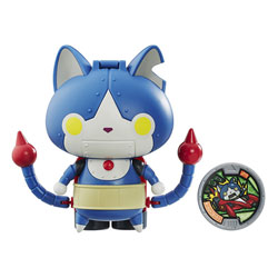 Figurine transformable Yo kai Watch Robonyan