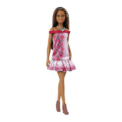 Barbie Fashionistas n°21 Robe serpent