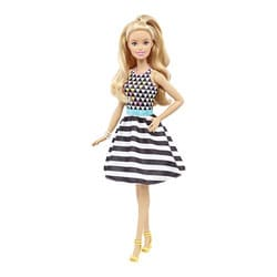 Barbie Fashionistas n°46 Robe graphique