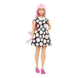 Barbie Fashionistas n°48 Robe à fleurs