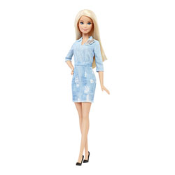 Barbie Fashionistas n°49 Robe en Jean