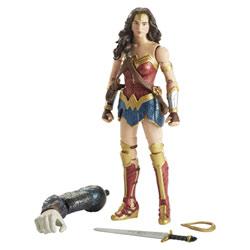 Justice League-Figurine Wonder Woman 15 cm