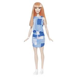 Barbie Fashionistas n°60 robe bleue