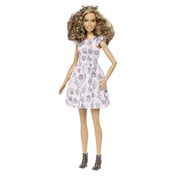 Barbie Fashionistas n°67 robe cactus