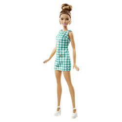 Barbie Fashionistas n°50 avec chignon