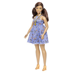 Barbie Fashionistas n°66 robe papillons