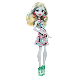 Poupée Goule Monster high Lagoona Blue