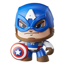 Mighty Muggs - Captain America MARVEL