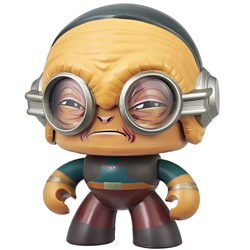 Mighty Muggs - Maz Kanata Star Wars