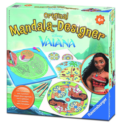 Mandala Designer Vaiana - Disney Princesses