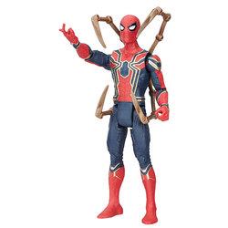 Avengers Endgame-Figurine Spiderman 15 cm avec pierre d'infinité