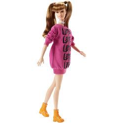 Barbie Fashionistas N°79 pull rose