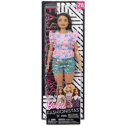 Barbie Fashionistas N°78 tenue fleurie