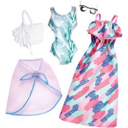 Barbie-Coffret de 2 tenues N°5