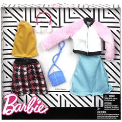 Barbie-Coffret de 2 tenues N°7