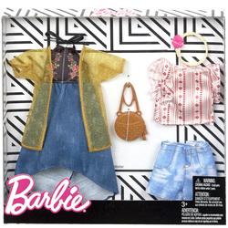 Barbie-Coffret de 2 tenues N°8