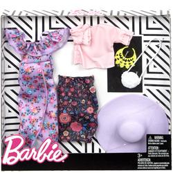 Barbie-Coffret de 2 tenues N°10