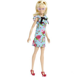 Barbie Fashionistas n°92 robe fleurie
