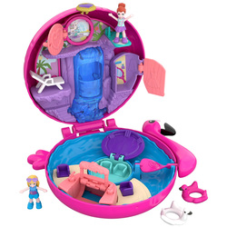 Polly Pocket-Coffret univers piscine