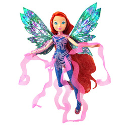 Winx-Poupée Dreamix Fairy Bloom 28 cm