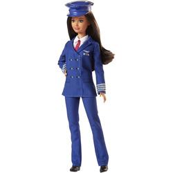 Barbie-Poupée métiers de rêve pilote